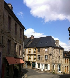 Moncontour in Brittany